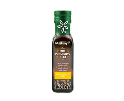 Wolfberry Pupalkový olej BIO 100 ml<br /><strong>Pupalkový olej</strong>