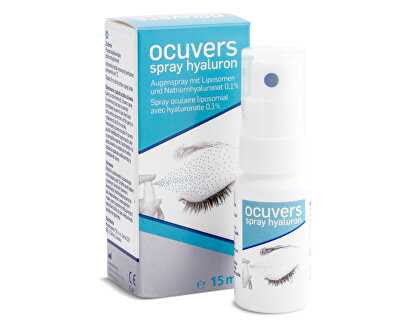 Ocuvers Spray hyaluron oční sprej 15 ml