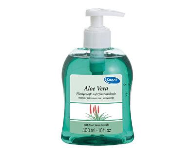 Tekuté mýdlo aloe vera 300 ml
