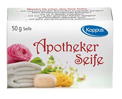 Toaletní lékařské mýdlo Apotheker 50 g