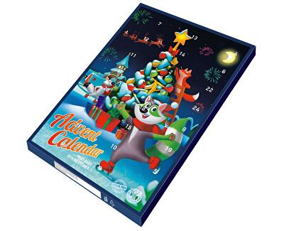Pharmind Vánoční adventní kalendář 250 g