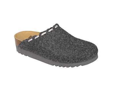 Scholl Zdravotní obuv ELODIE tmavě šedá