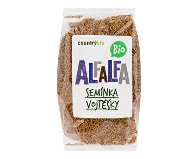 Country Life Alfalfa semienka lucerny BIO 125 g<br /><strong>Alfalfa semínka</strong>
