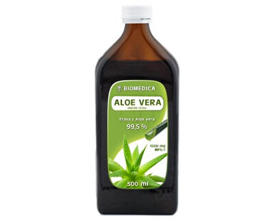 Biomedica Aloe Vera Biomedica 500 ml