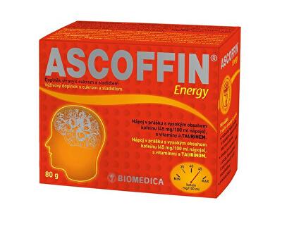 Biomedica Ascofin Energy 10 x 8 g