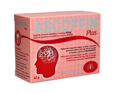 Biomedica Ascofin plus 10 x 4 g