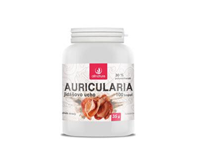 Allnature Auricularia Judášovo ucho 100 kapsulí