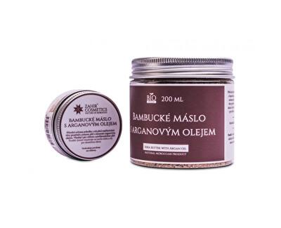 Záhir cosmetics s.r.o. Bambucké maslo s arganovým olejom 25 ml