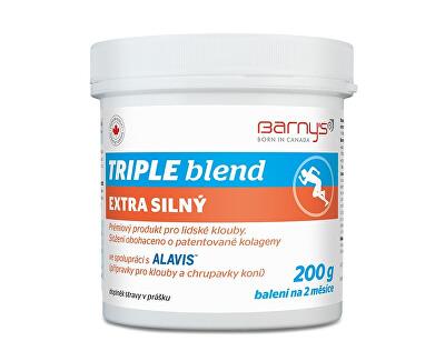 Barny´s Barny`s Triple blend EXTRA silný 200 g