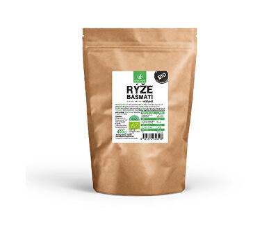 Basmati rýže natural BIO 400 g