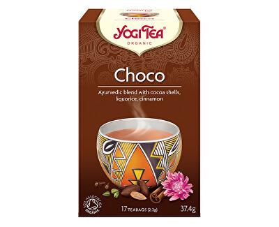 Yogi Tea Bio Choco Yogi Tea 17 x 2,2 g