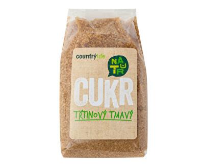 Country Life Cukor trstinový tmavý 500 g<br /><strong>Cukr třtinový tmavý</strong>