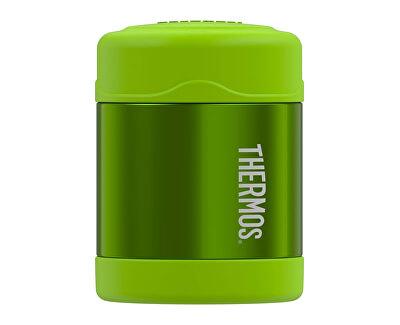 Thermos FUNtainer Detská termoska na jedlo - limetková 290 ml