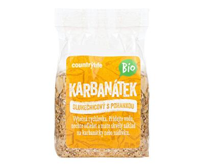 Country Life Karbanátek slunečnicový s pohankou BIO 200g<br /><strong>Karbanátek s pohankou</strong>