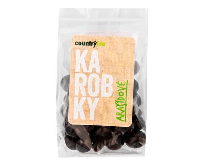Country Life Karobky arašídové 100 g<br /><strong>Karobky arašídové</strong>