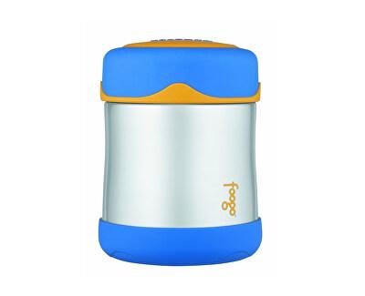 Thermos Dojčenská termoska na jedlo - modrá 290 ml