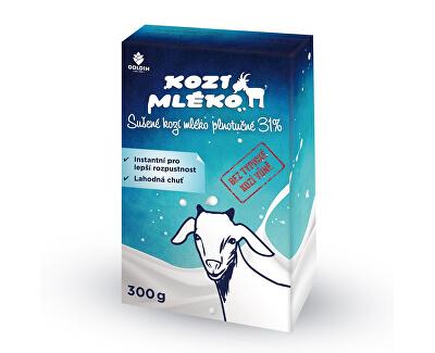 Kozie mlieko sušené instantné 300 g