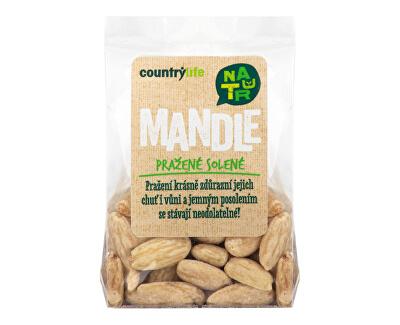 Country Life Mandle pražené solené 80g<br /><strong>Mandle solené</strong>