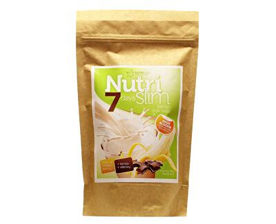 Nutricius NutriSlim Banán Čokoláda 280 g
