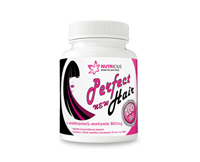 Nutricius Perfect HAIR new 100 tbl.
