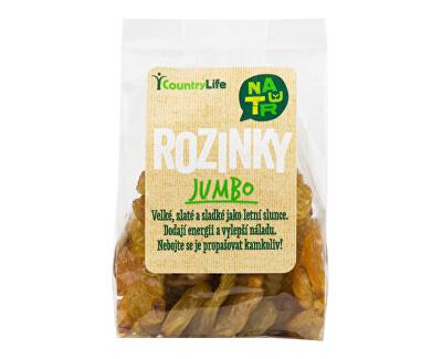 Country Life Rozinky jumbo 100g<br /><strong>Rozinky jumbo</strong>