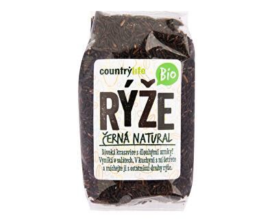 Country Life Rýže černá natural BIO 500g<br /><strong>Rýže černá natural BIO</strong>