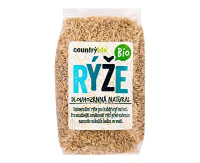 Rýže dlouhozrnná natural BIO