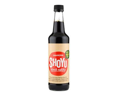 Country Life Shoyu sójová omáčka<br /><strong>Shoyu sójová omáčka</strong>