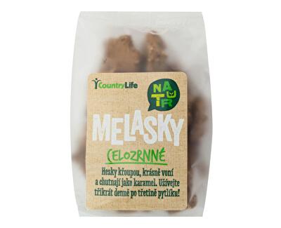 Country Life Sušienky melasky celozrnné 150 g<br /><strong>Sušenky melasky celozrnné</strong>