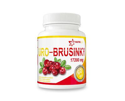 URO - Brusinky 60 tbl.