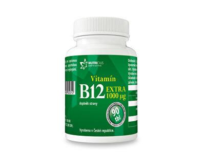 Vitamín B12 EXTRA 90 tbl.