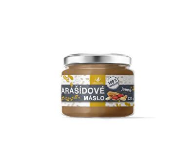 Allnature Arašidové maslo jemné 220 g