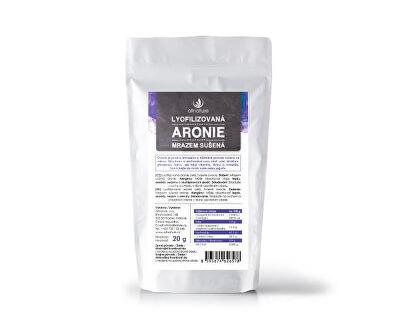 Allnature Aronie sušená mrazom celá 20 g