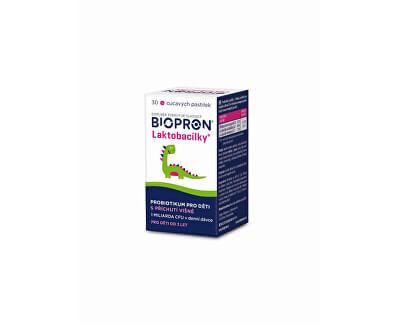 Biopron Biopron Laktobacílky 30 pastiliek