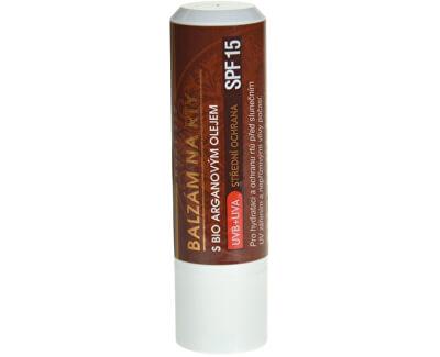 body tip Body tip Balzam na pery s arganovým olejom SPF 15 4,2 g