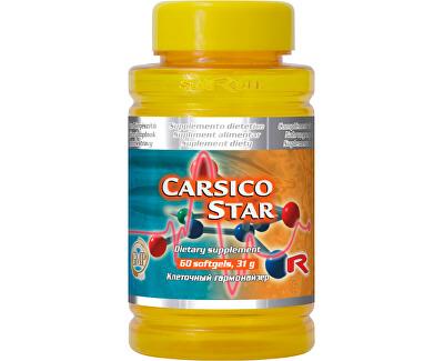CARSICO STAR 60 kapslí