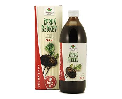 EkoMedica Czech Čierna reďkev 500 ml