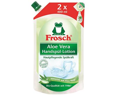Frosch EKO Prostředek na mytí nádobí Aloe Vera – náhradní náplň 800 ml