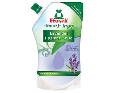 Frosch EKO Tekuté mýdlo Levandule - náhradní náplň 500 ml
