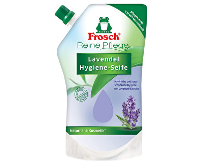 EKO Tekuté mýdlo Levandule - náhradní náplň 500 ml