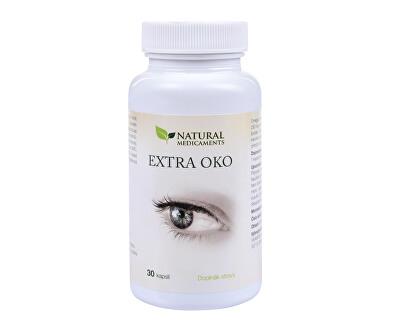 Natural Medicaments Extra oko 30 kapslí