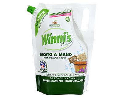 Winni´s Bucato a Mano hypoalergenní prací gel s přírodním mýdlem 814 ml