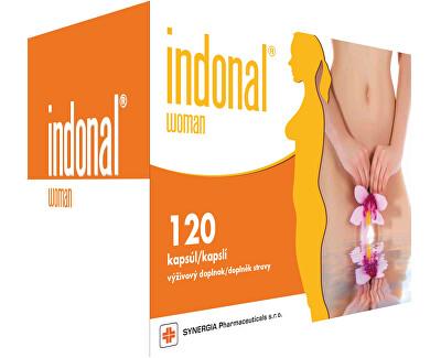 Synergia Indonal Woman 120 kapslí