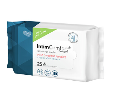 Intim Comfort 25 vreckoviek anti-intertrigo pack