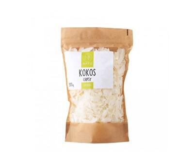 Natu Kokos chipsy 300 g