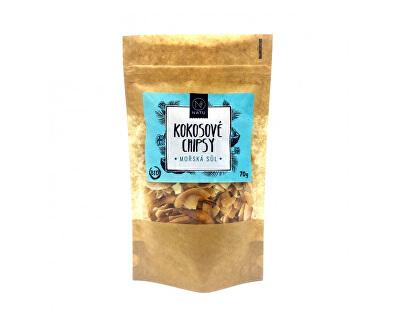 Kokosové chipsy mořská sůl BIO 70 g