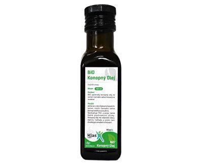 Konopný olej 100 ml