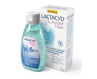 Omega Pharma Lactacyd Oxygen Fresh - gel pro intimní hygienu 200 ml