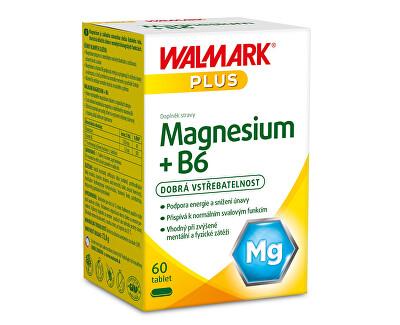Walmark Magnézium + B6 60 tbl.