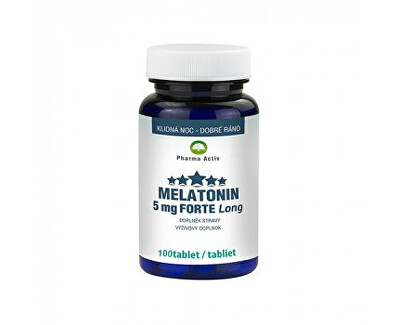 Pharma Activ Melatonín 5 mg Forte 100 tabliet